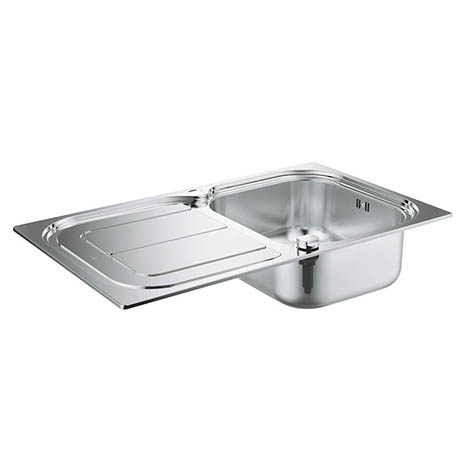 Grohe K300 1.0 Bowl Stainless Steel Kitchen Sink - 31563SD0