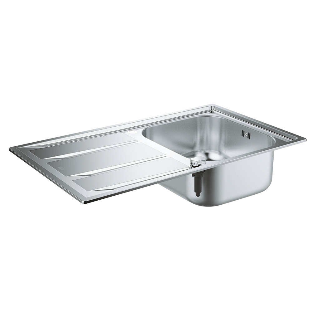 Grohe K400 1.0 Bowl Stainless Steel Kitchen Sink - 31566SD0
