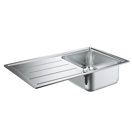 Grohe K500 1.0 Bowl Stainless Steel Kitchen Sink - 31571SD0