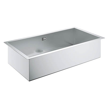 Grohe K700 1.0 Bowl Stainless Steel Kitchen Sink - 31580SD0