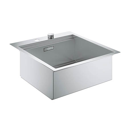 Grohe K800 1.0 Bowl Stainless Steel Kitchen Sink - 31583SD0