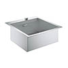 Grohe K800 1.0 Bowl Stainless Steel Kitchen Sink - 31583SD0 profile small image view 1