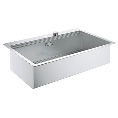 Grohe K800 1.0 Bowl Stainless Steel Kitchen Sink - 31584SD0