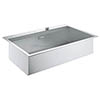 Grohe K800 1.0 Bowl Stainless Steel Kitchen Sink - 31584SD0 profile small image view 1