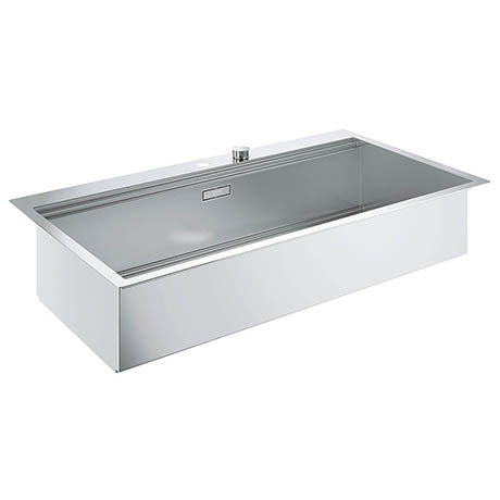 Grohe K800 1.0 Bowl Stainless Steel Kitchen Sink - 31586SD0