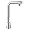 Grohe Zedra Smartcontrol Kitchen Sink Mixer with Pull Out Spray - 31593002 profile small image view 1