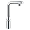 Grohe Essence Smartcontrol Kitchen Sink Mixer with Pull Out Spray - 31615000 profile small image view 1
