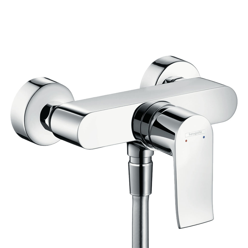 hansgrohe Metris Exposed Single Lever Manual Shower Mixer - 31680000