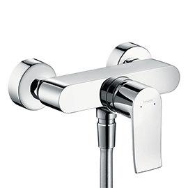 hansgrohe Metris Exposed Single Lever Manual Shower Mixer - 31680000