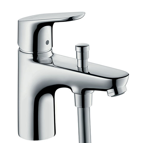 hansgrohe Focus Monotrou Single Lever Bath Shower Mixer - 31930000