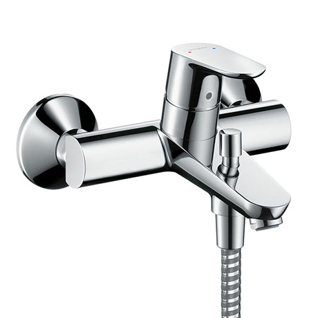 hansgrohe Focus Exposed Single Lever Bath Shower Mixer - 31940000