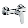 hansgrohe Focus Exposed Single Lever Manual Shower Mixer - 31960000 profile small image view 1