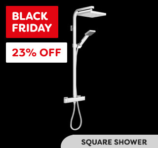 Milan Shower Black Friday