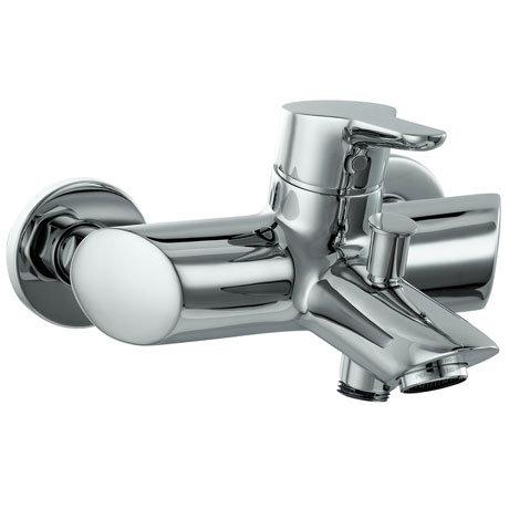 Laufen - Twin Pro Wall Mounted Bath Shower Mixer