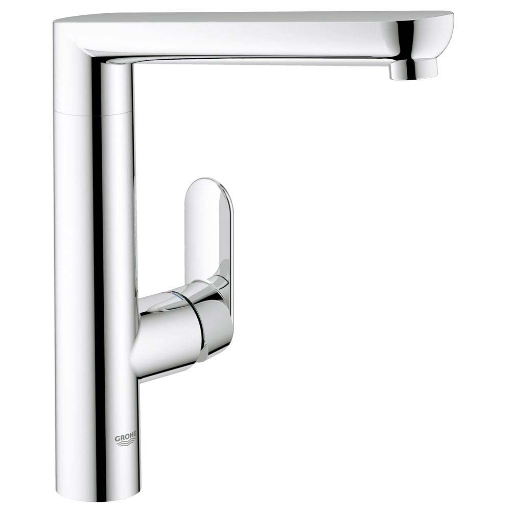 Grohe K7 Kitchen Sink Mixer - Chrome - 32175000 Large Image