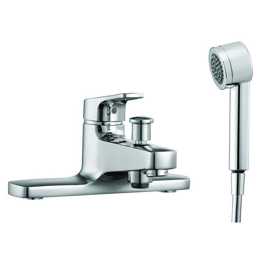 Laufen - City Pro Bath Shower Mixer with Kit profile large image view 1