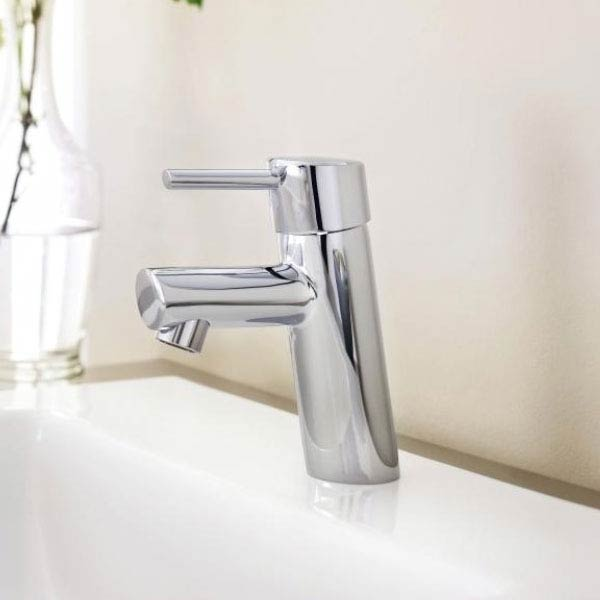 grohe concetto mono basin mixer w pop up waste. Black Bedroom Furniture Sets. Home Design Ideas
