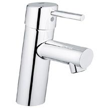 Grohe Concetto Mono Basin Mixer - 3224010L Medium Image