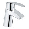 Grohe Start Mono Basin Mixer with Retractable Chain - 32277001 profile small image view 1