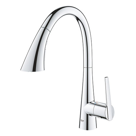 Grohe Zedra Kitchen Sink Mixer with Pull Out Spray - 32294002