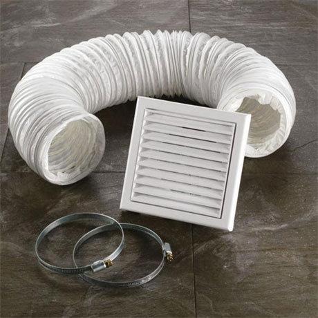 HIB Ventilation Fan Accessory Kit - White - 32400