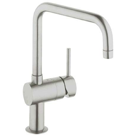Grohe Minta Kitchen Sink Mixer - SuperSteel - 32488DC0
