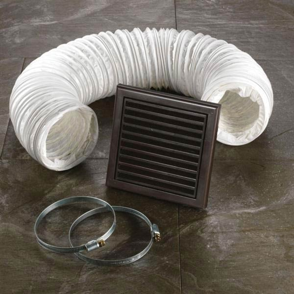 HIB Ventilation Fan Accessory Kit - Brown - 32500 Large Image