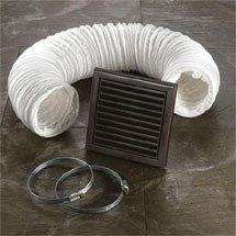 HIB Ventilation Fan Accessory Kit - Brown - 32500 Medium Image