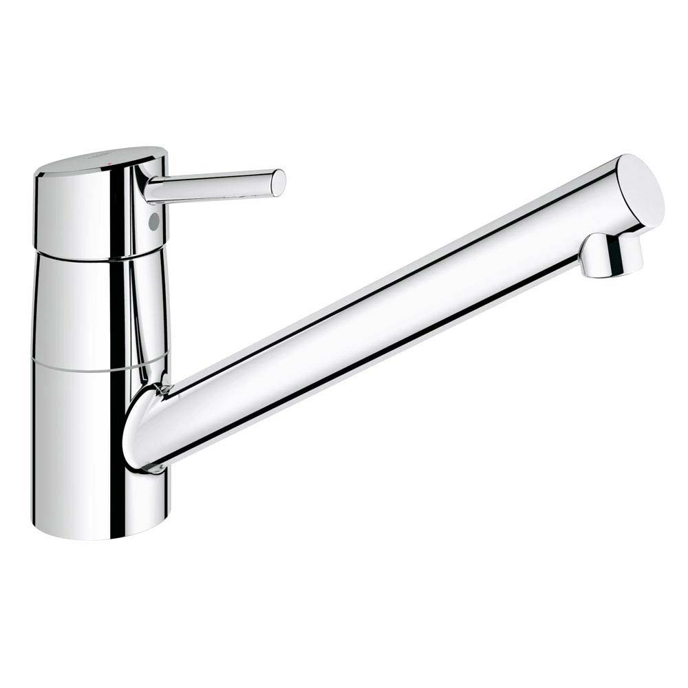 Grohe Concetto Kitchen Sink Mixer - Chrome - 32659001 Large Image