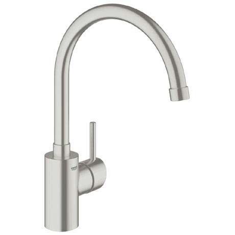 Grohe Concetto Kitchen Sink Mixer - SuperSteel - 32661DC1