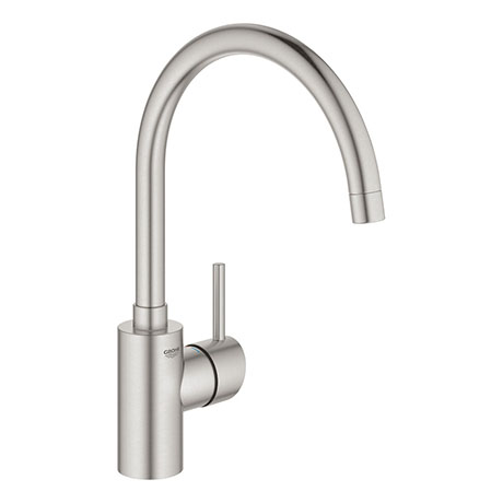 Grohe Concetto Kitchen Sink Mixer - SuperSteel - 32661DC3