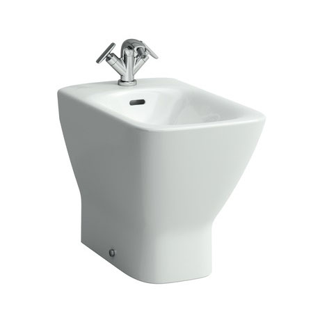 Laufen - Palace Back to Wall Bidet - 32701