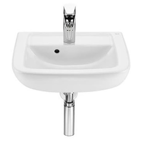 Roca Aire 450mm 1TH Wall Hung Basin