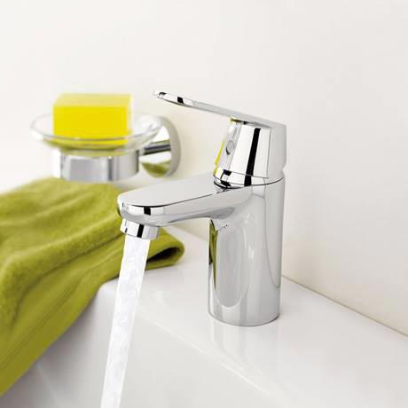 grohe eurosmart cosmopolitan basin mixer 32824000 victorian plumbing. Black Bedroom Furniture Sets. Home Design Ideas
