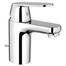 Grohe Eurosmart Cosmopolitan Mono Basin Mixer with Pop-up Waste - 3282500L