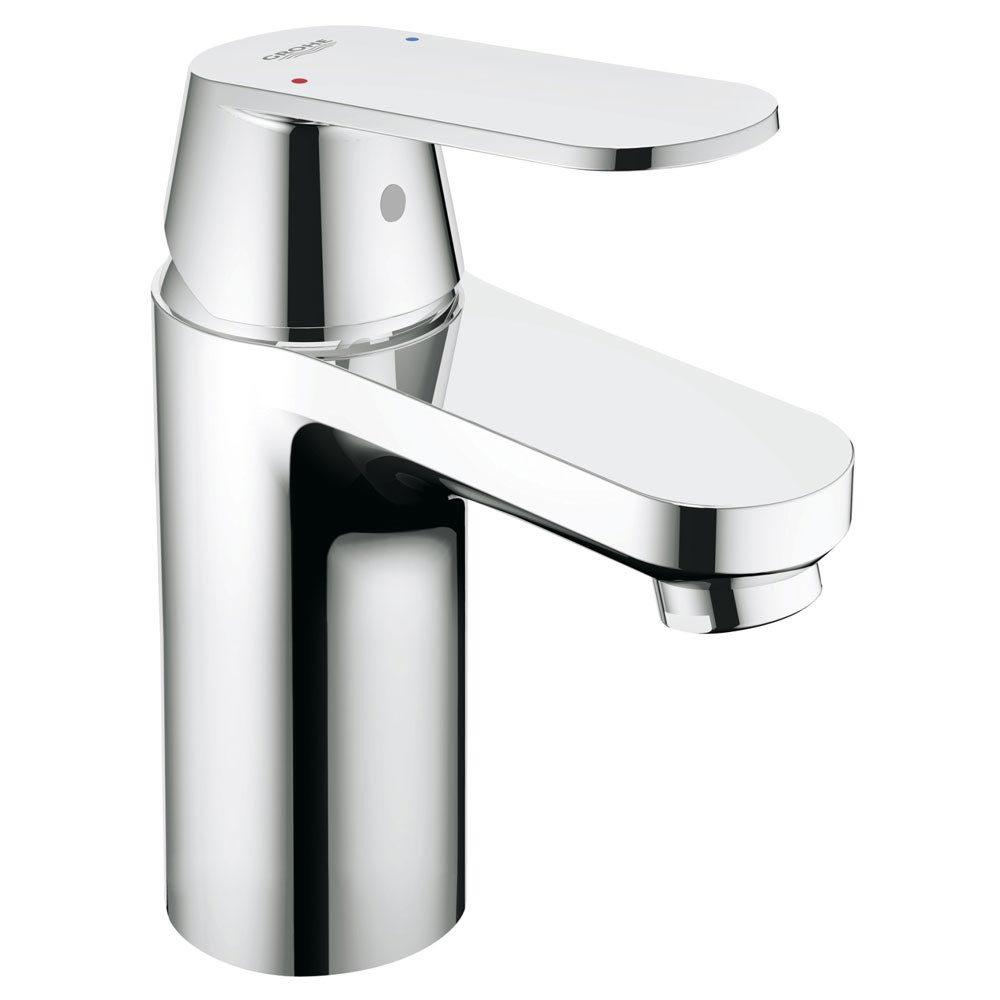 Grohe Eurosmart Cosmopolitan Mono Basin Mixer with Plug Chain - 3282700E profile large image view 2