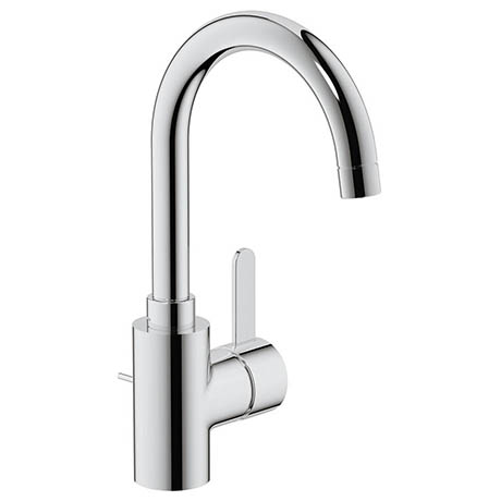 Grohe Eurosmart Cosmopolitan L-Size Basin Mixer with Pop-up Waste - 32830000