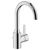 Grohe Eurosmart Cosmopolitan L-Size Basin Mixer with Pop-up Waste - 32830000 profile small image view 1