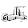 Grohe Eurosmart Cosmopolitan Wall Mounted Bath Shower Mixer - 32831000 profile small image view 1