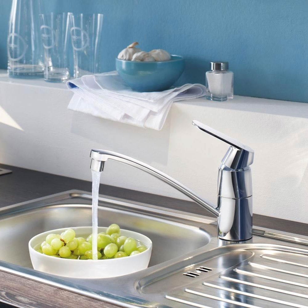 Grohe Eurosmart Cosmopolitan Kitchen Sink Mixer - 32842000  Feature Large Image