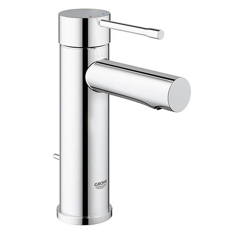 Grohe Essence S-Size Mono Basin Mixer with Pop-up Waste - 32898001