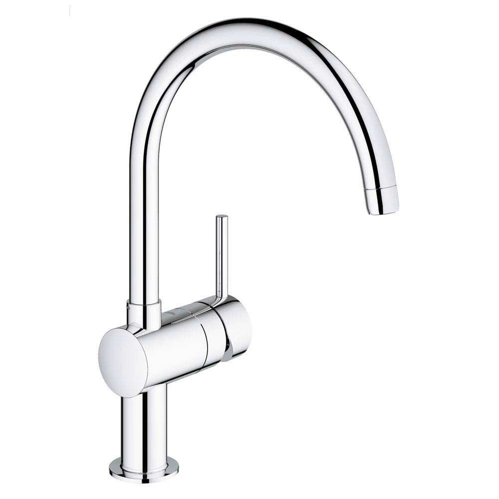 Grohe Minta Kitchen Sink Mixer - Chrome - 32917000 Large Image
