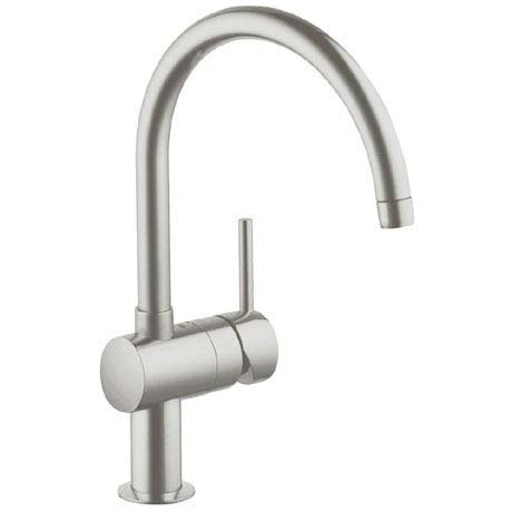 Grohe Minta Kitchen Sink Mixer - SuperSteel - 32917DC0