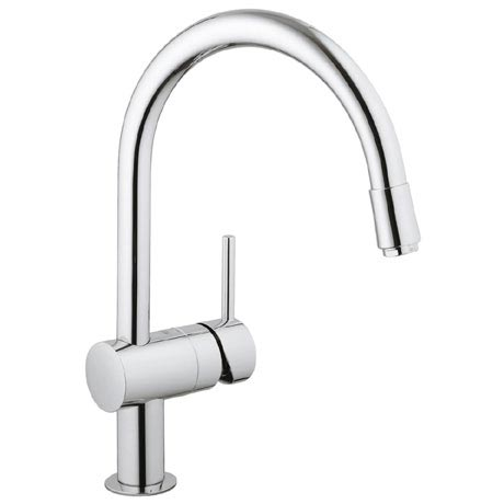 Grohe Minta Kitchen Sink Mixer - Chrome - 3291800E