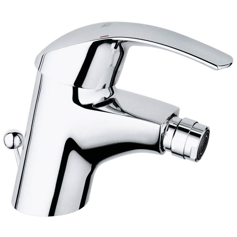 Grohe Eurosmart Bidet Mixer with Pop-up Waste - 32929001 profile large image view 1