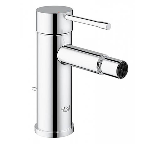 Grohe Essence Bidet Mixer with Pop-up Waste - Chrome - 32935001