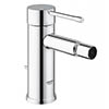 Grohe Essence Bidet Mixer with Pop-up Waste - Chrome - 32935001 profile small image view 1