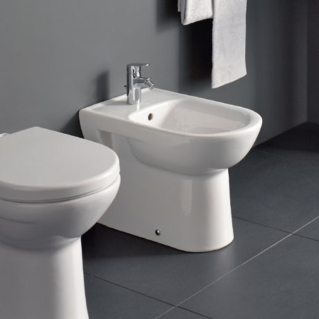 Laufen - Pro Back to Wall Bidet - 32951 Profile Large Image