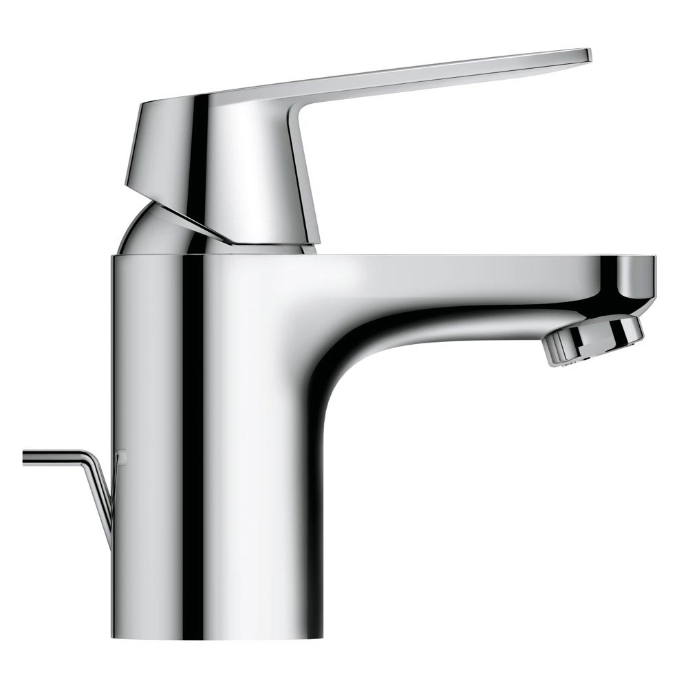 Grohe Eurosmart Cosmopolitan Mono Basin Mixer with Pop-up Waste - 32955000 profile large image view 3