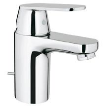 Grohe Eurosmart Cosmopolitan Mono Basin Mixer with Pop-up Waste - 32955000 Medium Image